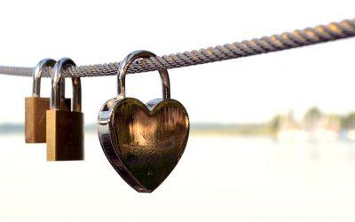 Liebesschlösser – das Liebesgeschenk schlechthin